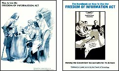 Freedom of Information Act booklet